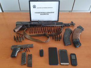 Εξιχνιάστηκαν δύο περιπτώσεις ληστειών στη Μεσσηνία – Συνελήφθησαν 3 άτομα