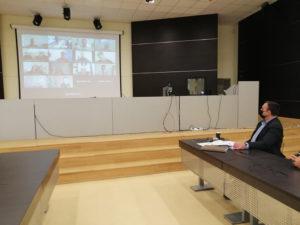 Συνεδρίασε το Συντονιστικό Όργανο Πολιτικής Προστασίας της Π.Ε. Λακωνίας,