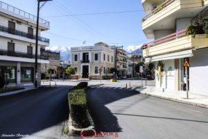Παραμένει σε αυστηρό lockdown ο Δήμος Σπάρτης