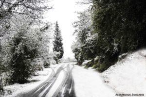 Ενημέρωση οδικού δικτύου Περιφέρειας Πελοποννήσου