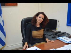 Θετική με κορωνοϊό η Διοικήτρια του Γ. Νοσοκομείου Λακωνίας Ν.Μ Σπάρτης