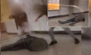 Συνελήφθησαν οι 2 δράστες συν ένας ειδικός φρουρός για τον ξυλοδαρμού του σταθμάρχη