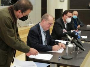 Συμβάσεις έργων για την Π.Ε Λακωνίας περί τα 3 εκ ευρώ