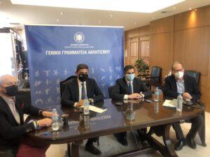 Αισιοδοξία για το Ράλλυ Ακρόπολις στην Περιφέρεια Πελοποννήσου
