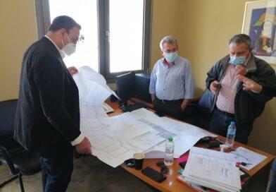 Επίσκεψη Θεόδωρου Βερούτη στο Δήμο Μονεμβασίας