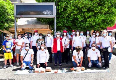 Το Περιφερειακό Τμήμα Σπάρτης του ΕΕΣ τίμησε την παγκόσμια ημέρα του Ερυθρού Σταύρου
