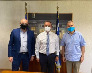 Δαβάκης: Σύντομα η λύση στο θέμα των αγωγών του Δημοσίου κατά πολιτών στη Σκάλα