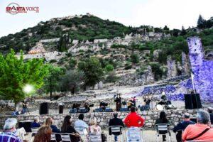 Ολοκληρώθηκαν με επιτυχία οι πολιτιστικές εκδηλώσεις των Παλαιολογείων 2021