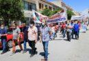 Απεργία κατά του νέου εργασιακού νομοσχεδίου πραγματοποιήθηκε στην Σπάρτη