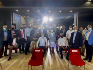 Συμμετοχή του Δήμαρχου Σπάρτης στην συνδιάσκεψη για τη Νέα Κοινή Αγροτική Πολιτική