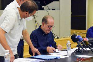 Συμβάσεις έργων και προγραμματική, συνολικού ύψους 1,4 εκ. ευρώ για την Λακωνία