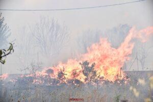 Ακραίος κίνδυνος πυρκαγιάς – Κατάσταση Συναγερμού για την Παρασκευή 6.8.2021