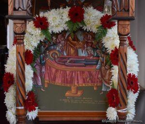 Η εορτή της Κοιμήσεως της Θεοτόκου στη Μάνη