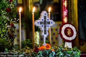 Ι. Ναός Αγ. Σπυρίδωνος Σπάρτης – Εσπερινός & Χαιρετισμοί του Τιμίου Σταυρού