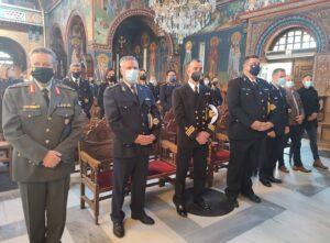 Η Ελληνική Αστυνομία γιόρτασε τον προστάτη της