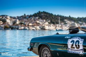 Tour du Peloponnese 2021»: Πέρασμα από τη Μάνη για 160 ιστορικά οχήματα