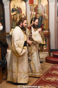 Άγιος Δήμητριος Τσεραμιό Σπάρτης