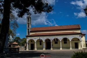 Ιερός Ναός Ζωοδόχου Πηγής Μαγούλα Σπάρτης