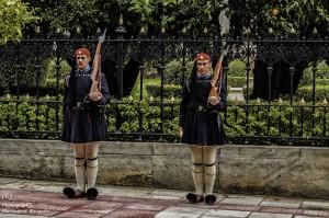 Οι Φρουροί της Πατρίδας μας